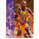 1995-96 Fleer Basketball #092 Nick Van Exel - Los Angeles Lakers