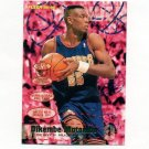 1995-96 Fleer Basketball #044 Dikembe Mutombo - Denver Nuggets