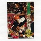 1993 Classic Four Sport Basketball #067 Nick Van Exel