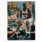 1993-94 Fleer Towers of Power Basketball #10 Larry Johnson - Charlotte Hornets