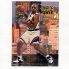 1993-94 Fleer Towers of Power Basketball #01 Charles Barkley - Phoenix Suns