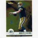 2001 Finest Football #053 Brett Favre - Green Bay Packers
