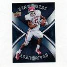 2008 Upper Deck First Edition Star Quest Football #SQ08 Darren McFadden - Oakland Raiders