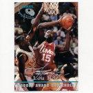 1995 Classic Basketball Silver Signatures #095 Lou Roe - UMass / Detroit Pistons