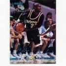 1995 Classic Basketball Silver Signatures #087 LaZelle Durden - Cincinnati