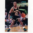 1995 Classic Basketball Silver Signatures #069 Randy Rutherford - Oklahoma State