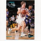 1995 Classic Basketball Silver Signatures #059 Tom Kleinschmidt - DePaul