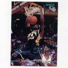 1995 Classic Basketball Silver Signatures #055 James Forrest - Georgia Tech