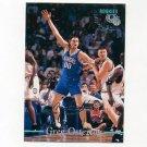1995 Classic Basketball Silver Signatures #026 Greg Ostertag - University of Kansas / Utah Jazz
