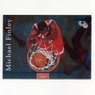1995 Classic Basketball FOIL #113 Michael Finley - Wisconsin / Phoenix Suns