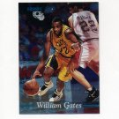 1995 Classic Basketball FOIL #080 William Gates - Marquette University