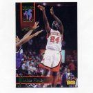 1995 Signature Rookies Basketball Draft Day #10 Michael Finley - Wisconsin