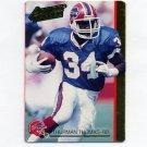 1992 Action Packed Prototypes Football #92A Thurman Thomas - Buffalo Bills