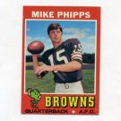 1971 Topps Football #131 Mike Phipps RC - Cleveland Browns