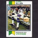 1973 Topps Football #211 Carl Eller - Minnesota Vikings