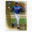 2001 SPx Baseball #022 Alex Rodriguez - Texas Rangers