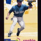 1995 Collector's Choice SE Baseball #001 Alex Rodriguez RC - Seattle Mariners