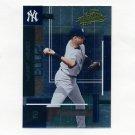 2003 Absolute Memorabilia Baseball #005 Derek Jeter - New York Yankees