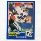 1989 Score Football #034 Herschel Walker - Dallas Cowboys