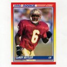 1990 Score Football #619 LeRoy Butler RC - Green Bay Packers