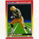 1990 Score Football #560 Sterling Sharpe RM - Green Bay Packers