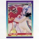 1990 Score Football #507 Neil Smith - Kansas City Chiefs