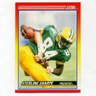 1990 Score Football #245 Sterling Sharpe - Green Bay Packers