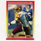 1990 Score Football #239 Gary Clark - Washington Redskins