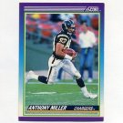 1990 Score Football #220 Anthony Miller - San Diego Chargers