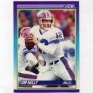 1990 Score Football #112 Jim Kelly - Buffalo Bills