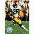 1991 Pro Set Platinum Football #100 Rod Woodson - Pittsburgh Steelers