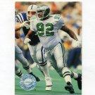 1991 Pro Set Platinum Football #091 Reggie White - Philadelphia Eagles