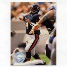 1991 Pro Set Platinum Football #010 Jim Harbaugh - Chicago Bears
