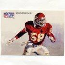 1991 Pro Set Spanish Football #294 Derrick Thomas SS - Kansas City Chiefs
