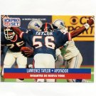1991 Pro Set Spanish Football #170 Lawrence Taylor - New York Giants