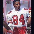 1993 Power Update Football Moves Gold #24 Gary Clark - Phoenix Cardinals