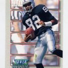 1993 Power Update Football Prospects #20 James Jett RC - Los Angeles Raiders
