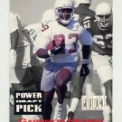 1993 Power Football Draft Picks #22 Garrison Hearst - Phoenix Cardinals