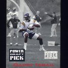 1993 Power Football Draft Picks #07 Qadry Ismail UER - Minnesota Vikings