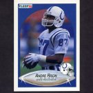 1990 Fleer Football #231 Andre Rison - Indianapolis Colts