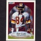 1990 Fleer Football #154 Gary Clark - Washington Redskins