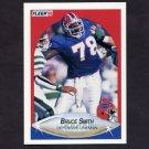 1990 Fleer Football #121 Bruce Smith - Buffalo Bills