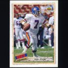 1992 Upper Deck Football #514 John Elway SBK - Denver Broncos