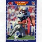 1989 Pro Set Football #396 Steve Largent - Seattle Seahawks