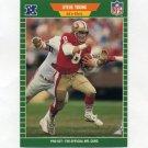 1989 Pro Set Football #388 Steve Young - San Francisco 49ers NM-M