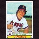 1979 Topps Baseball #071 Brian Downing - California Angels
