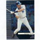 2000 Black Diamond Baseball #056 Derek Jeter - New York Yankees