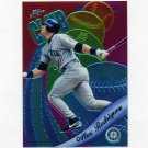 1999 Topps Chrome Baseball All-Etch #AE12 Alex Rodriguez - Seattle Mariners