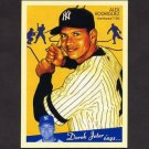 2008 Upper Deck Goudey Baseball #122 Alex Rodriguez - New York Yankees
