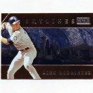 2000 SkyBox Baseball Skylines #SL03 Alex Rodriguez - Seattle Mariners